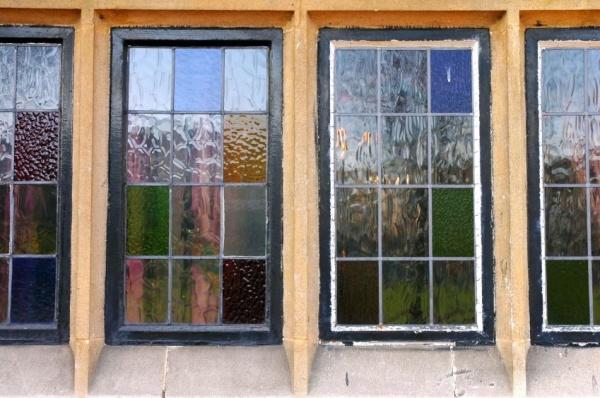 Custom Glass Window from Mineola Glass & Mirror
