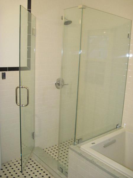 Custom Glass Shower Door Installation Amp Repair In Long